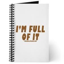 Im Full of It Journal