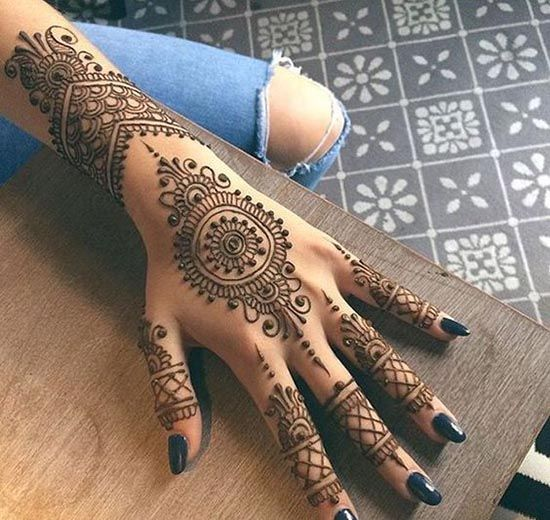 50+ Henna Tattoos Designs & Ideas (Images For Your Inspiration)…