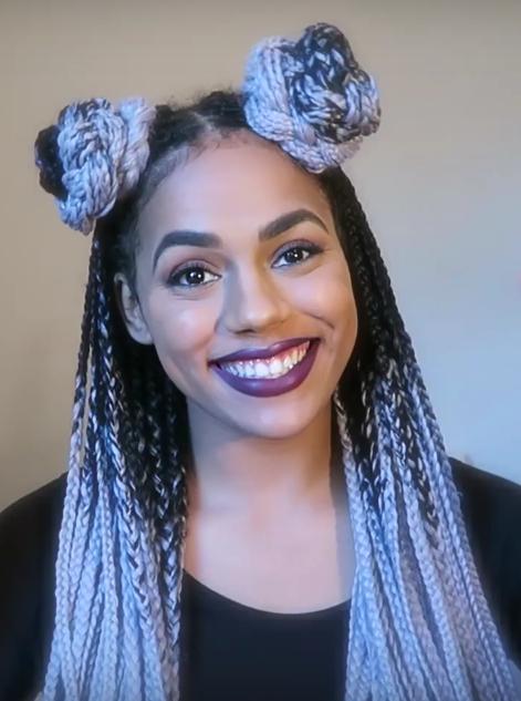 Box braids: vídeo passo a passo, dicas profissionais e ...
