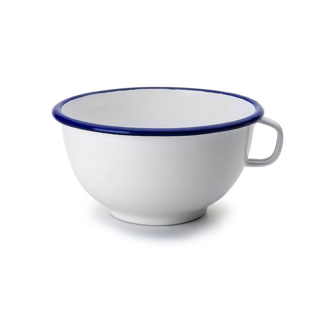Bowl o taz n de peltre blanco con asa ibili - Sartenes masterchef ...