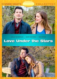 Love Under the Stars (2015) DVD Hallmark & Lifetime