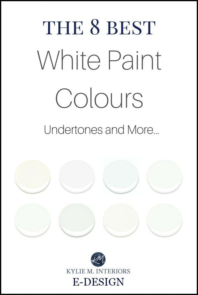 Best The 8 Best Benjamin Moore White Paint Colours – Undertones 400 x 300