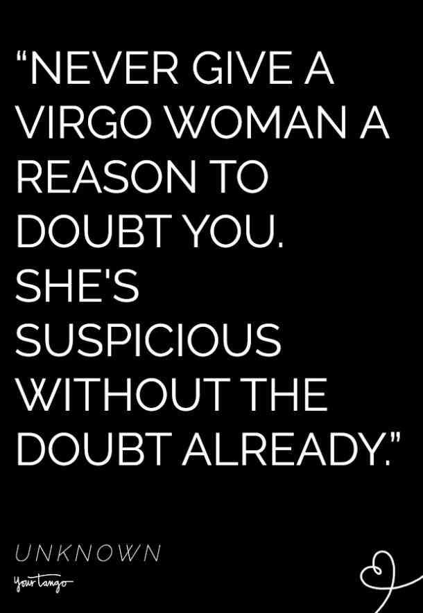 What's it like to be a Virgo horoscope sign? It's not easy being a…