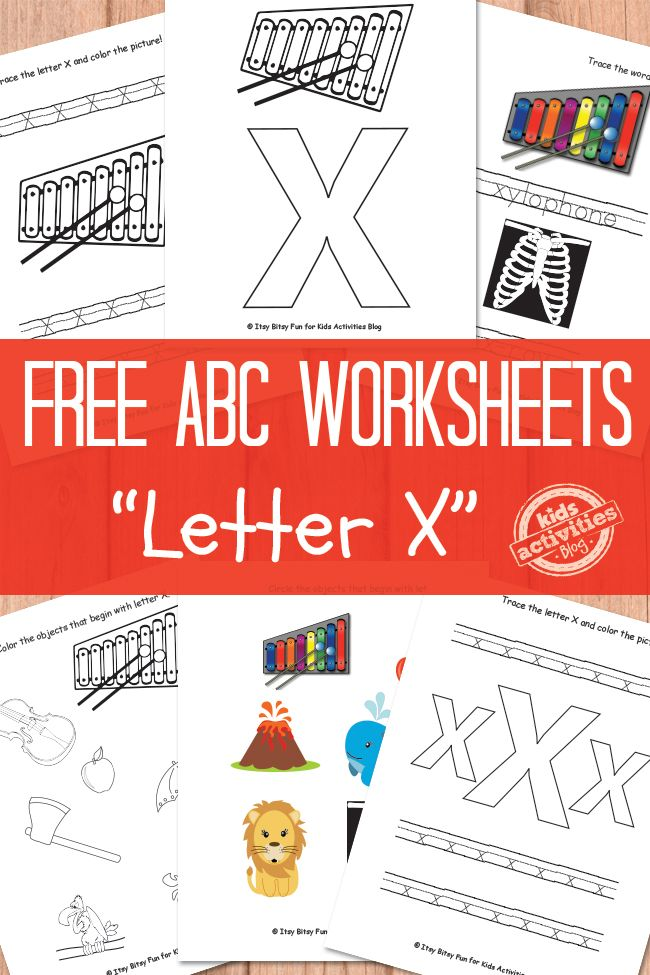 letter x worksheets free kids printable alphabet worksheets learning activities and kid. Black Bedroom Furniture Sets. Home Design Ideas