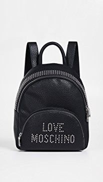 5a12702d99 Love Moschino Backpack in 2019 | Stylish Backpacks For Women ...