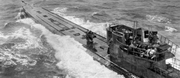Encuentran los restos de dos embarcaciones hundidas en la gran Batalla del Atlántico