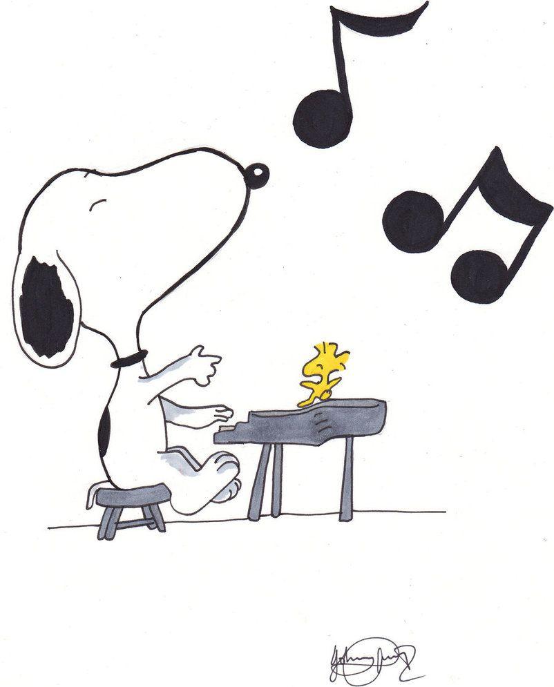 Image result for charlie brown music clip art