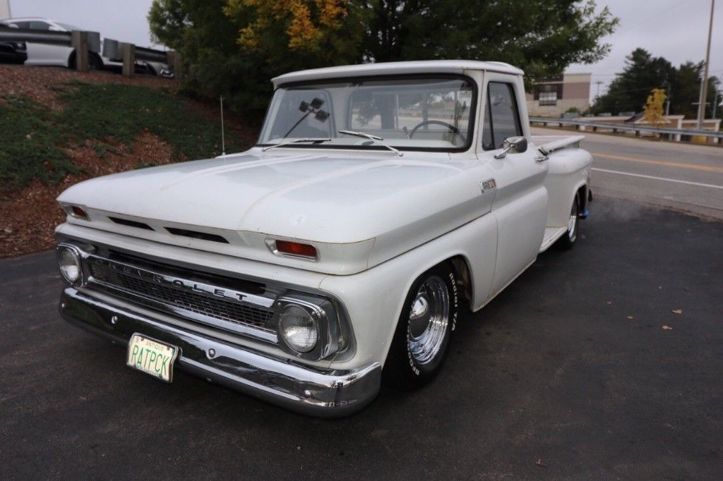 modified 1965 Chevrolet C 10 Longbed stepside custom truck | Custom ...