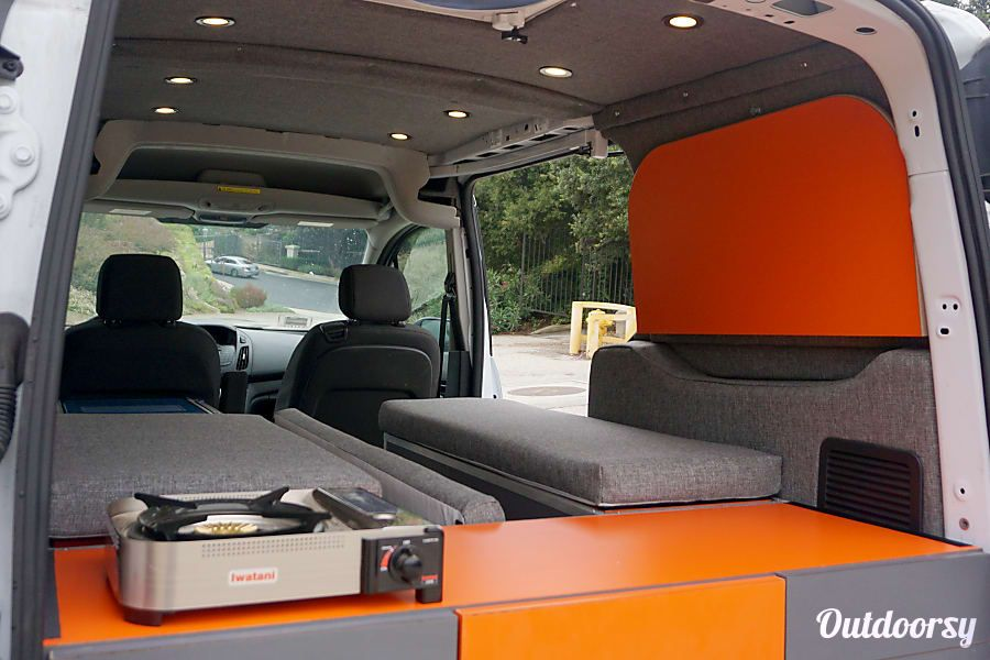 Cool 2016 Ford Transit Connect Motor Home Camper Van Rental In Uwap Interior Chair Design Uwaporg