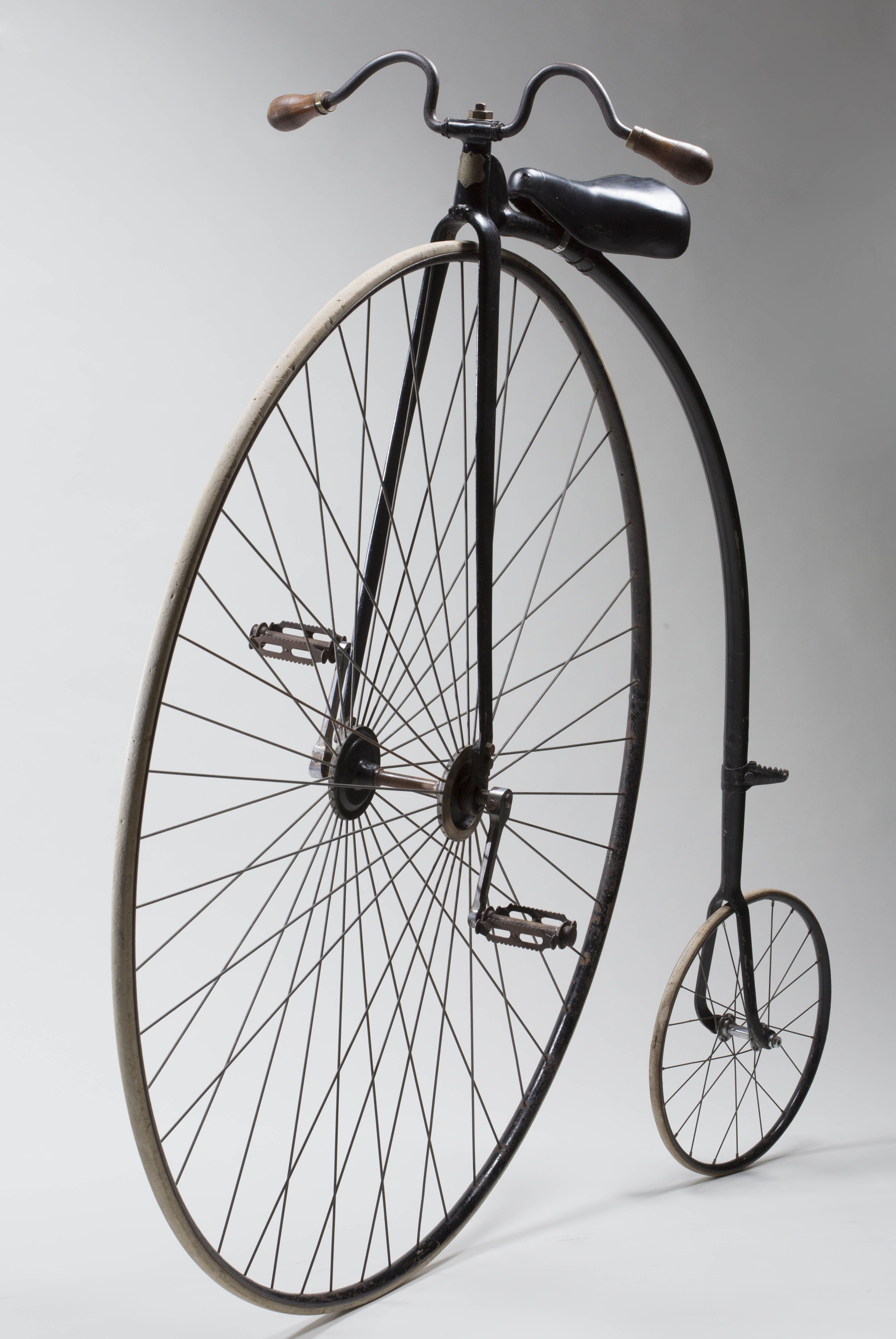 English Made Cogent Penny Farthing Bicycle Belonging To Harry Clarke 1884 National Museum Of Australia Ma447446 Penny Farthing Bicycle Penny Farthing Bicycle