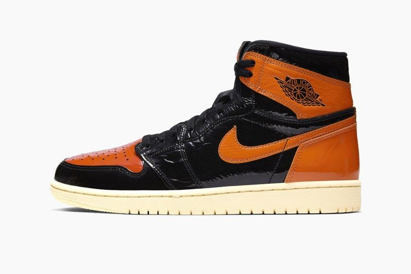 Air Jordan 1 Retro High Og Shattered Backboard 3 0 In 2020