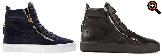 Giuseppe Zanotti Sneaker für Herren & Damen – High top