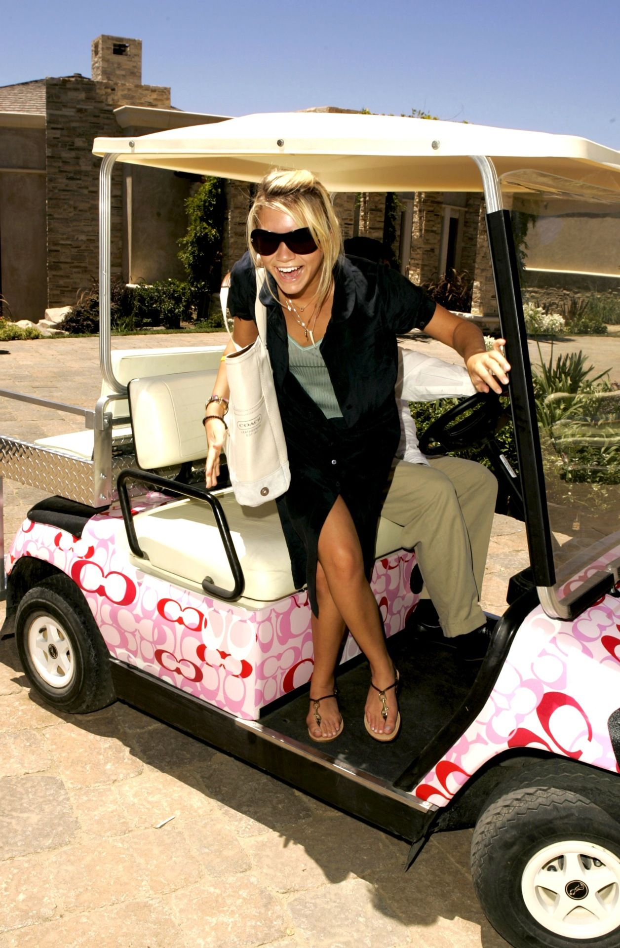 flirting moves that work golf cart cover for a car