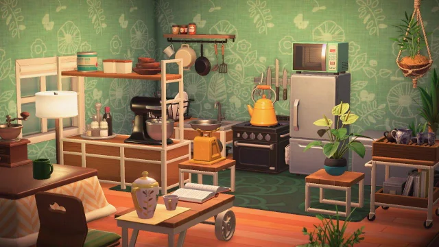 AC_NewHorizons in 2020 | Animal crossing game, Animal ... on Ironwood Kitchen Animal Crossing  id=60593