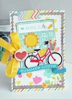 A Project by yuki.s from Two Peas using our I Heart Summer collection