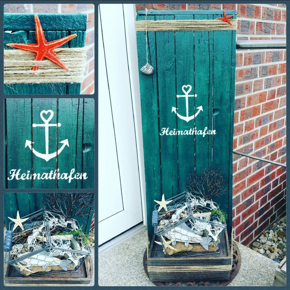 Stehle Maritim maritime deko coastal decor maritime deko maritim