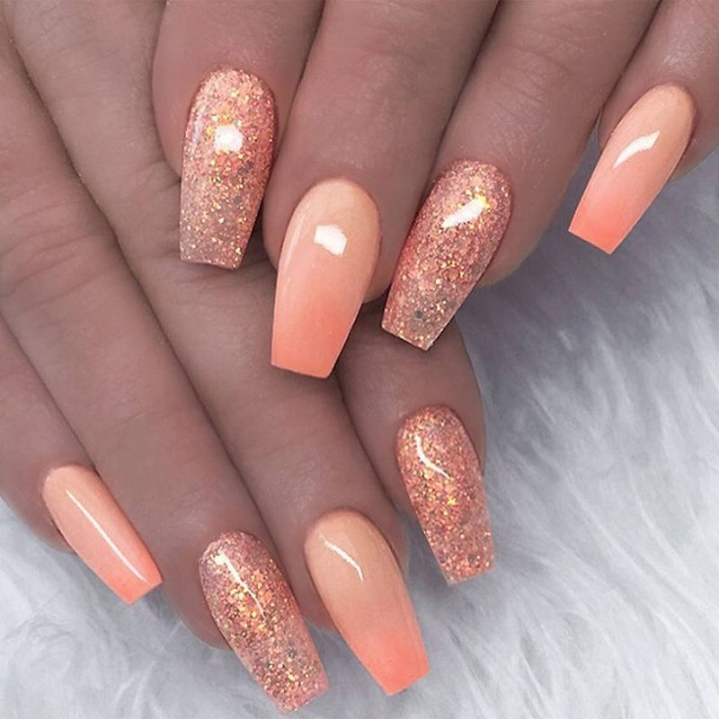 22 Beautiful Ombre Nail Art Designs Easy To Try Nail Art Ombre