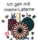 Ich geh mit meiner Laterne - German Children's Songs - Germany - Mama Lisa's World: Children's Songs and Rhymes from Around the World