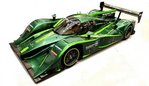 EV racing car named Lola breaks world speed record
