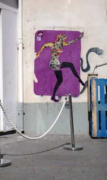 #fkdl #streetart  Les Fairy Collages - FKDL - STREET ART