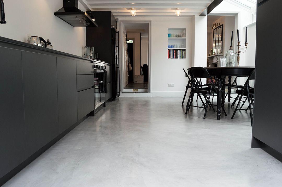 Concrete Floor By The Resin Floor Company Decor Amp Home