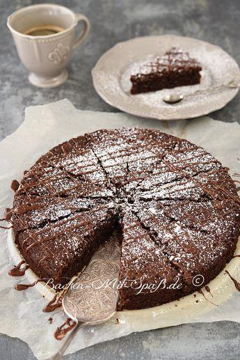 schoko nuss kuchen ohne mehl rezept rezepte kuchen desserts und muffins. Black Bedroom Furniture Sets. Home Design Ideas
