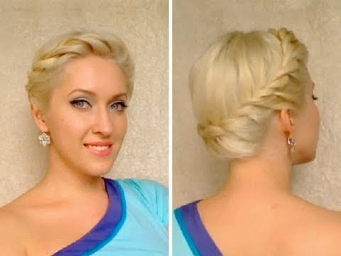 Cute prom hairstyles for medium length hair cute looks for