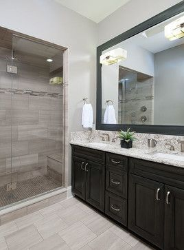 A Pittsburgh Penthouse: Master Bathroom