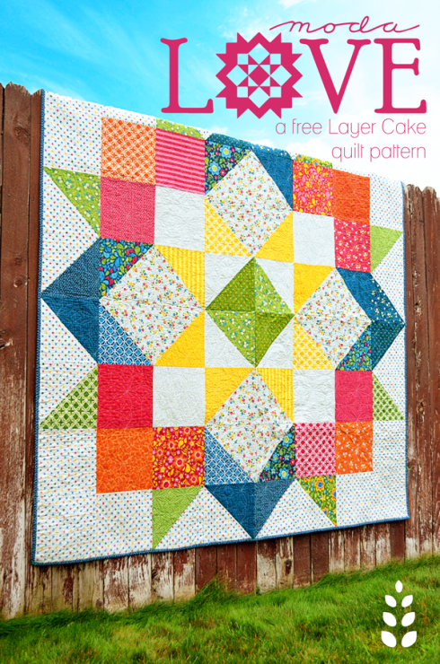 Best Day Ever 409 Layer Cake Quilt Quilting In 2018
