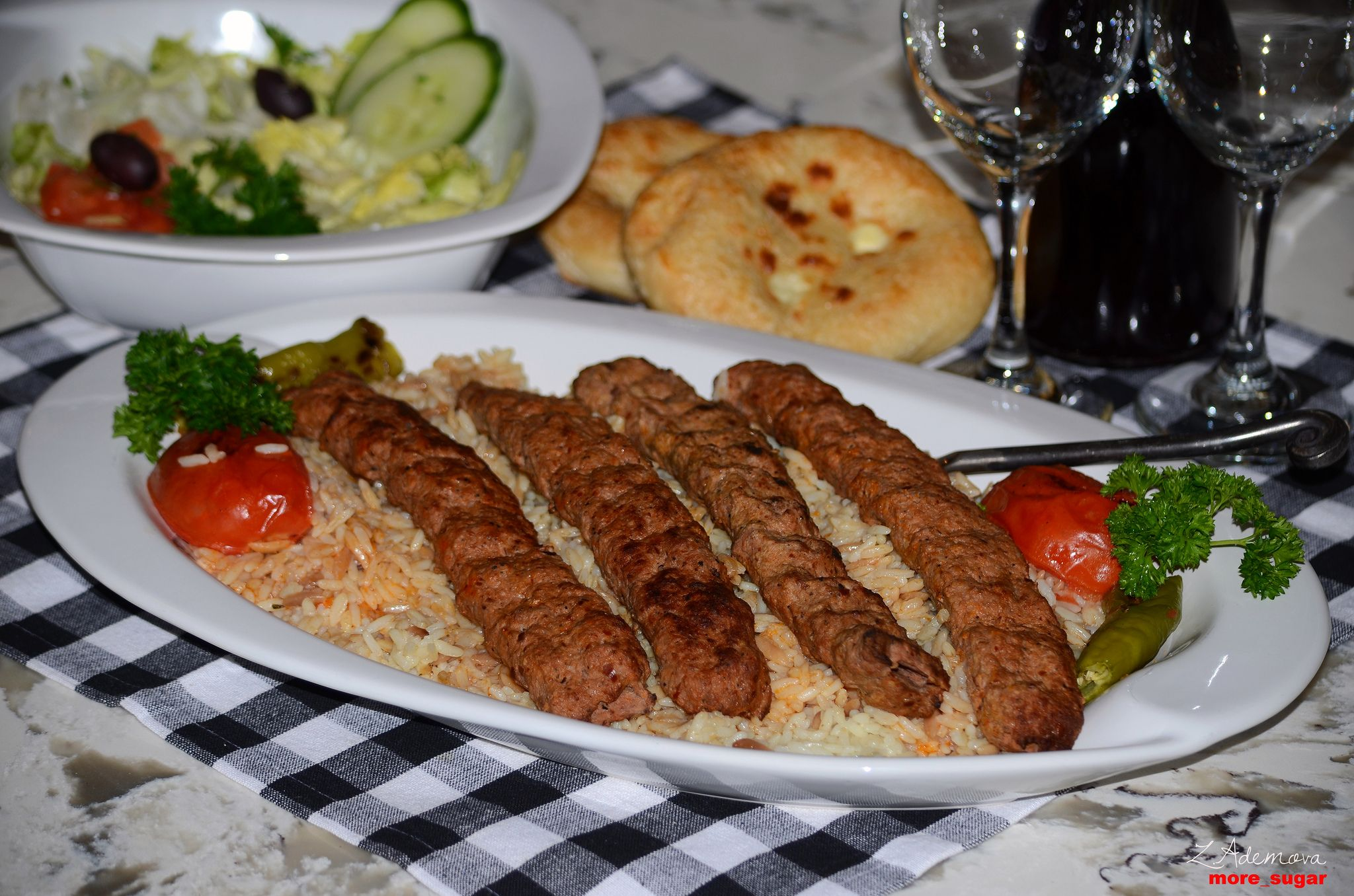 Adana Kebab Adana Food Sausage