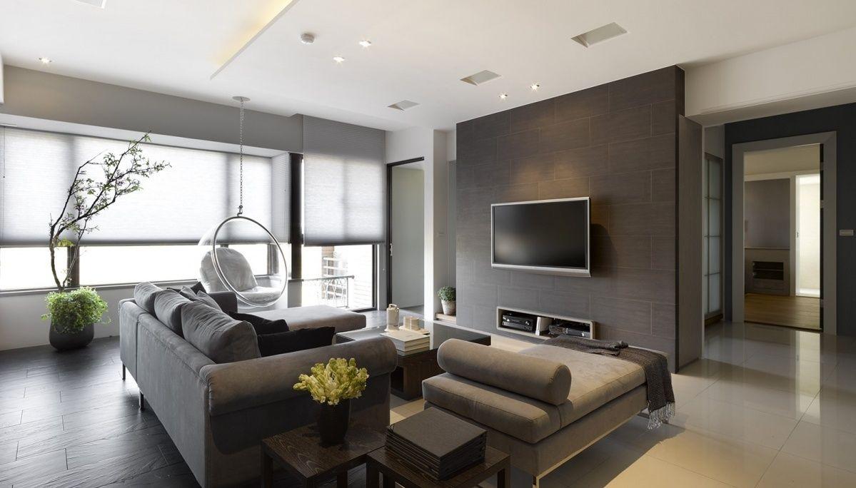 15 Modern Apartment Living Room Design Ideas