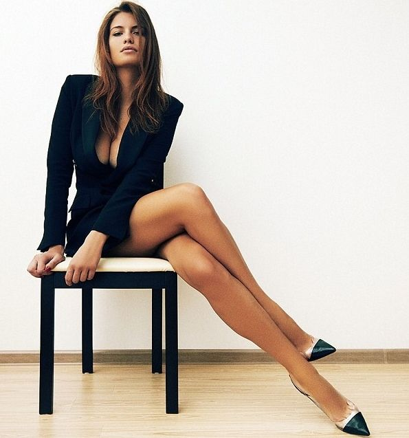 Sexy Legs And Lbd