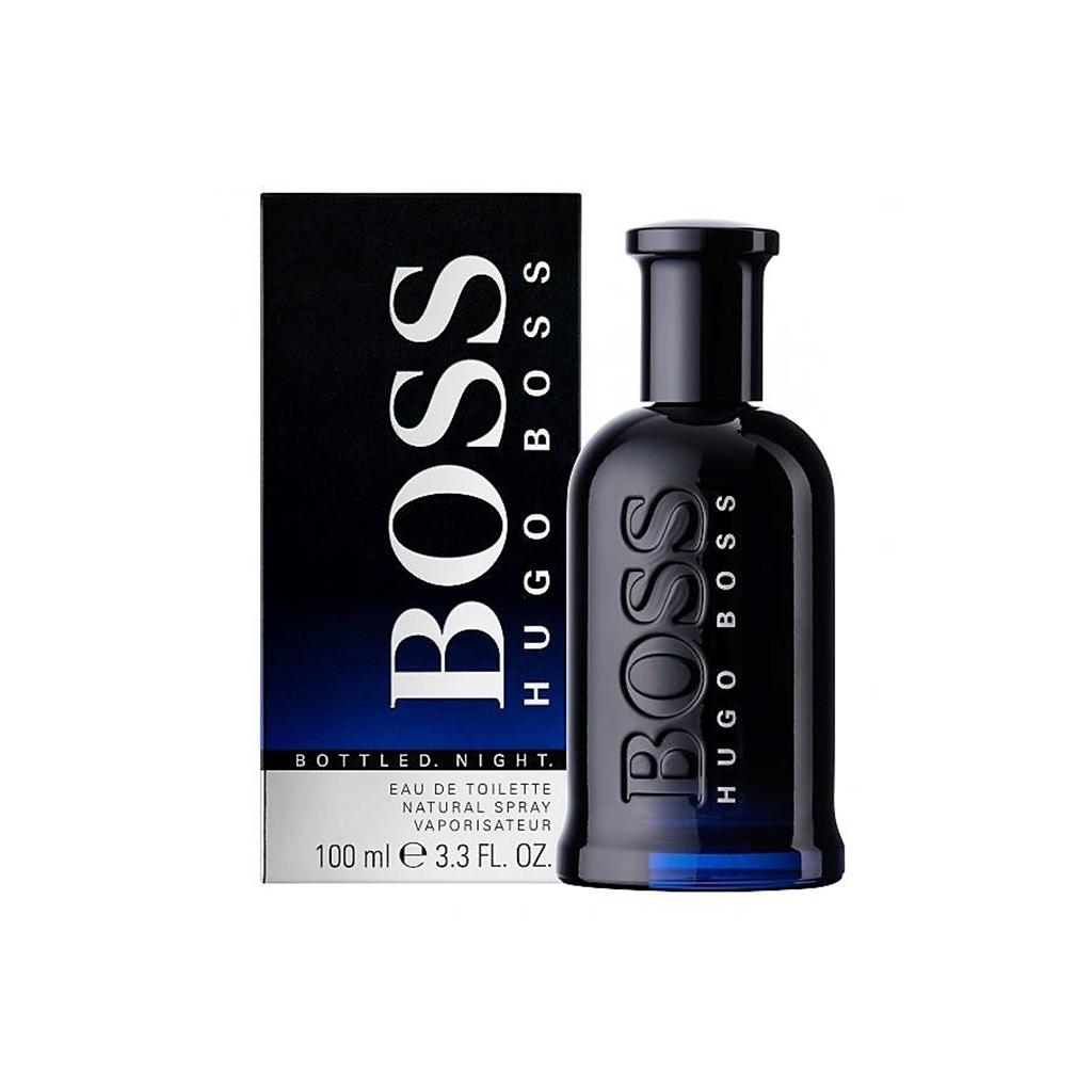 Hugo Boss Bottled Night Eau De Toilette Men S Aftershave 50ml 100ml Hugo Boss Aftershave Fragrance Sachets After Shave