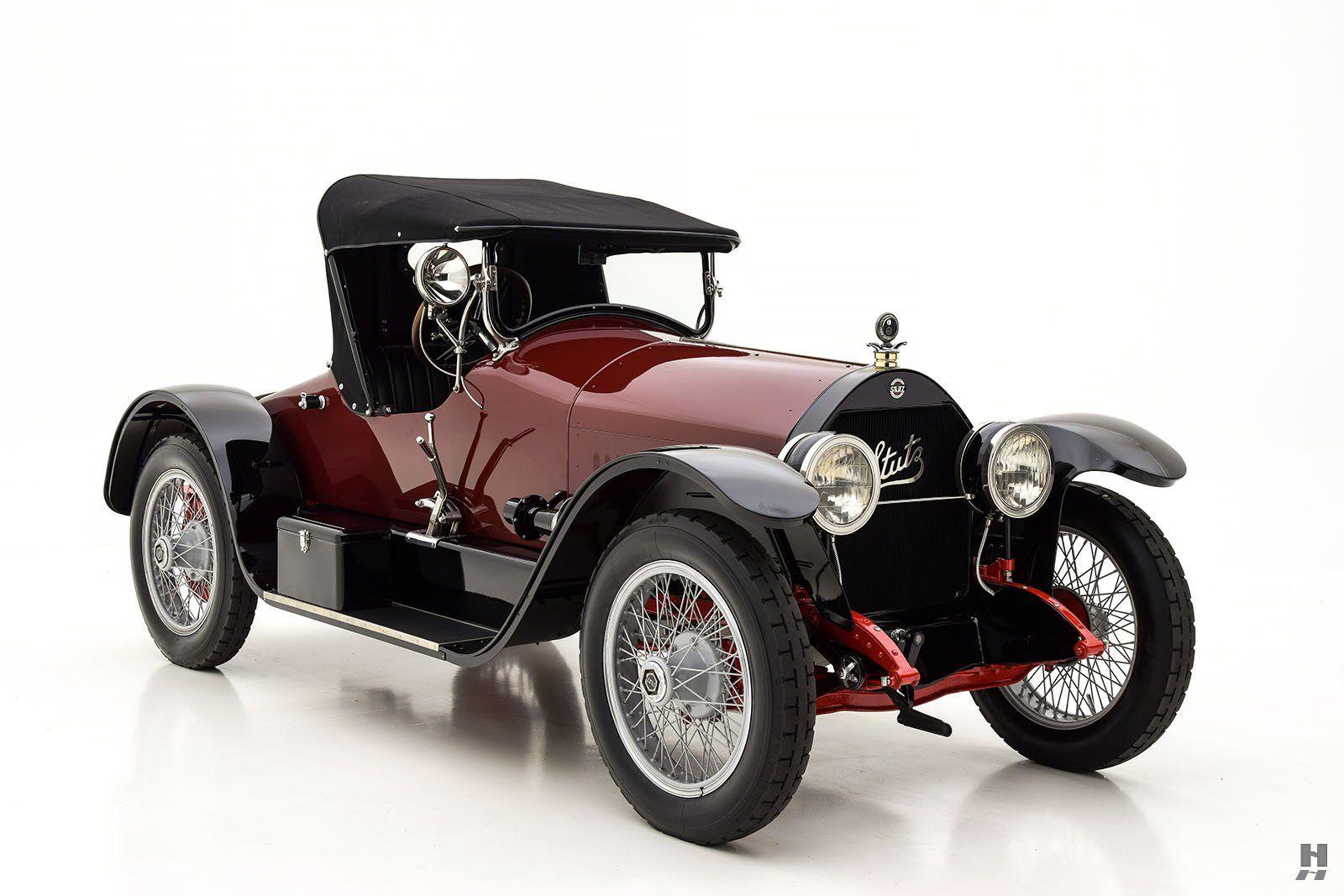 1920 Stutz Bearcat Classic Cars Vintage Antique Cars Sports Cars