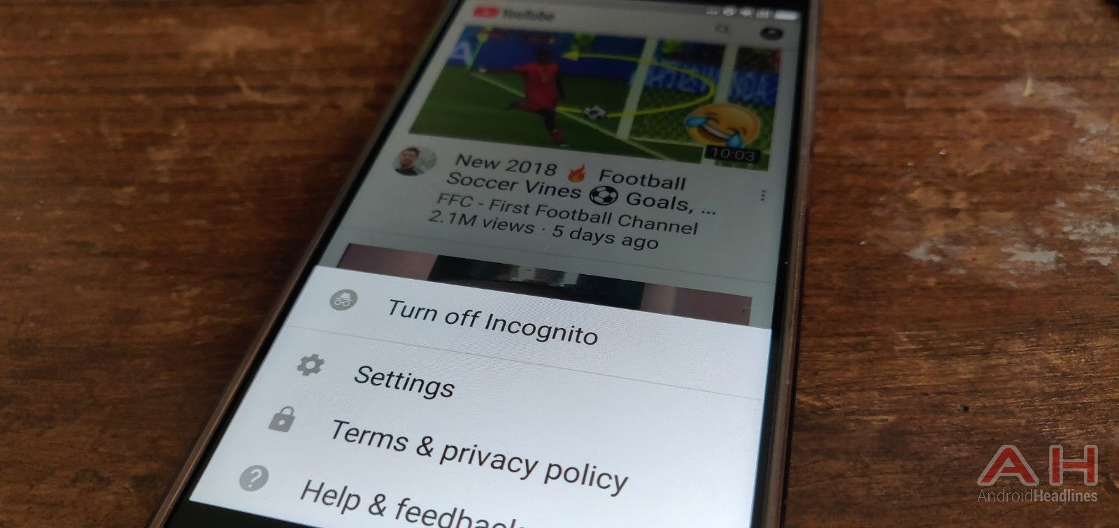 Youtube Begins Wider Rollout Of Incognito Mode On Android Incognito Youtube Tech Gadgets