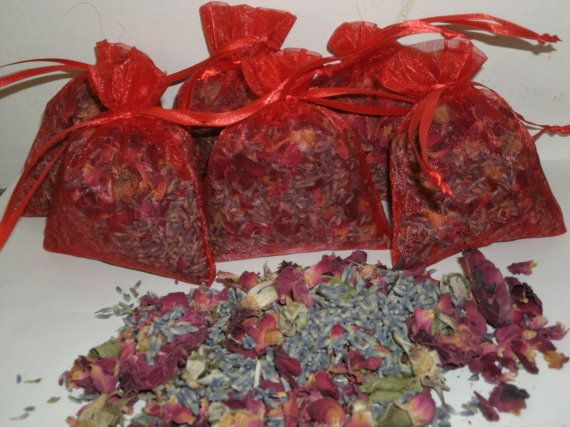 Red Lavender sachets