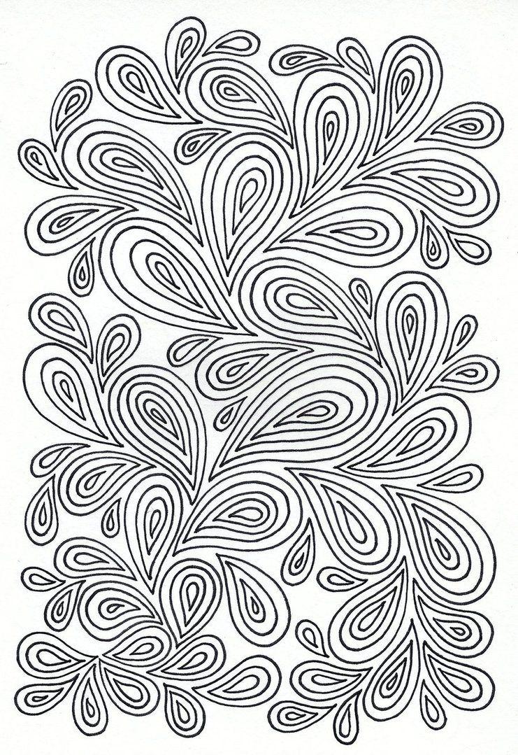 93 Healing Hearts Coloring Page