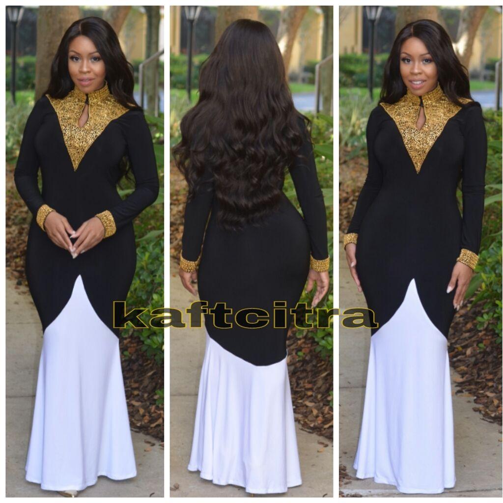 Eclipse dress african fashion ankara kitenge african women
