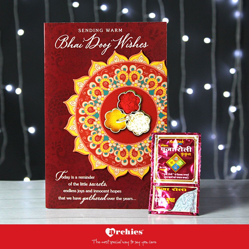 Pin By Archies Online On Archies Bhai Dooj Online Gifts Birthday Gifts Greetings