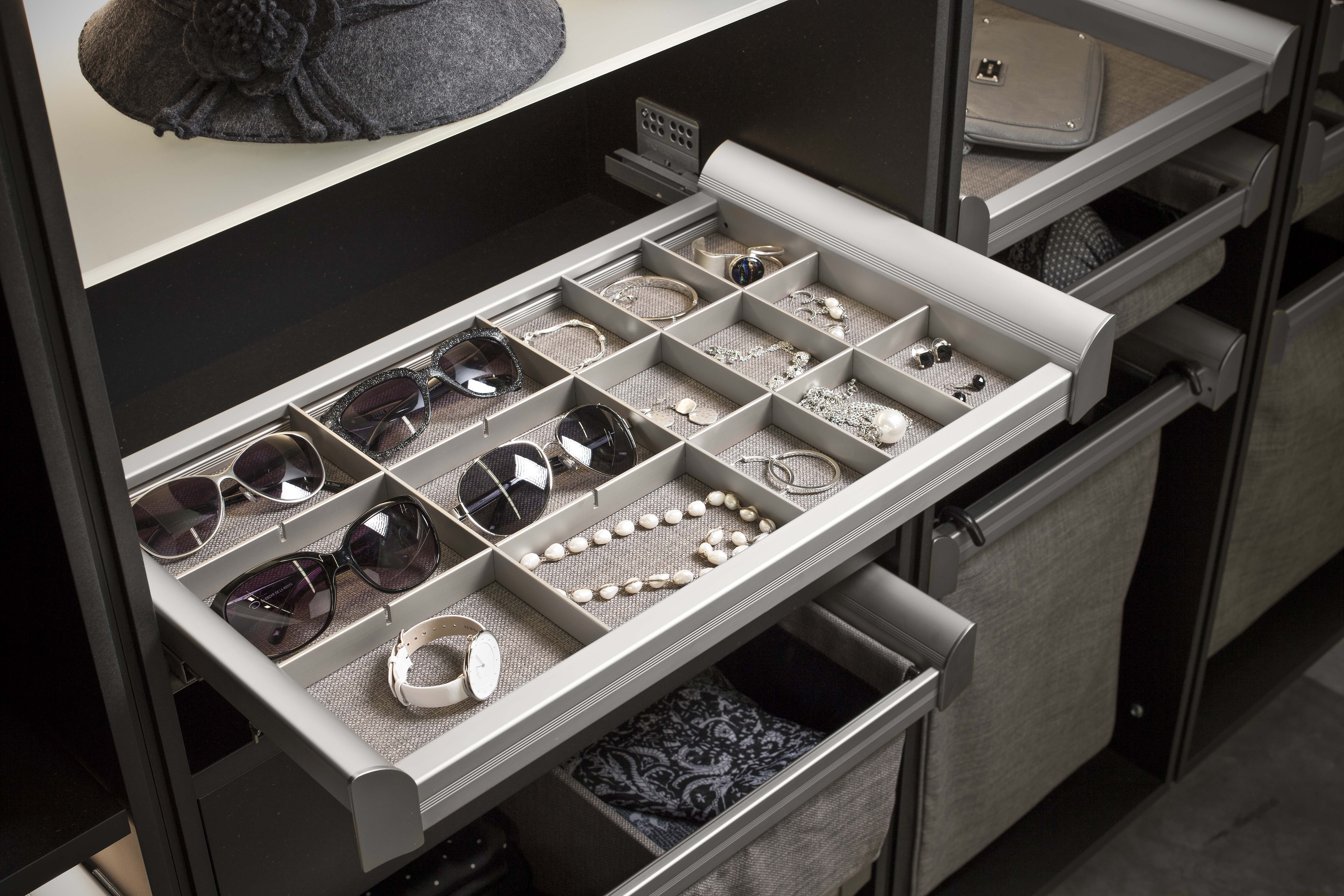 Hafeleu0027s Modular, Custom Closet System Engages Customers With Easy Solutions