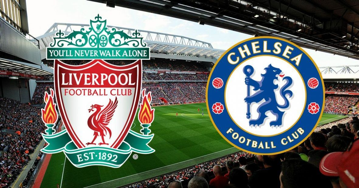 Liverpool X Chelsea Voce So Ve Aqui No Site Do Futebol Ao Vivo E