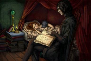 Profil Von Elfenhexchen Snape And Lily Severus Snape Fanfiktion