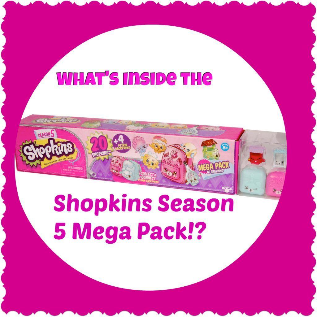 Shopkins Season 5 Mega Pack Fraser Valley Gifts And Souvenirs Cool Toys For Girls Shopkins Season 5 Shopkins
