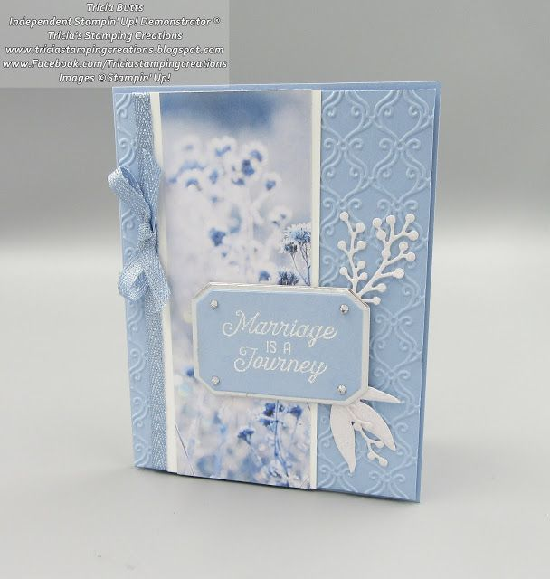 Tricia's Stamping Creations: 2019 Kre8tors Blog Hop Brides & Babies #stampmaking