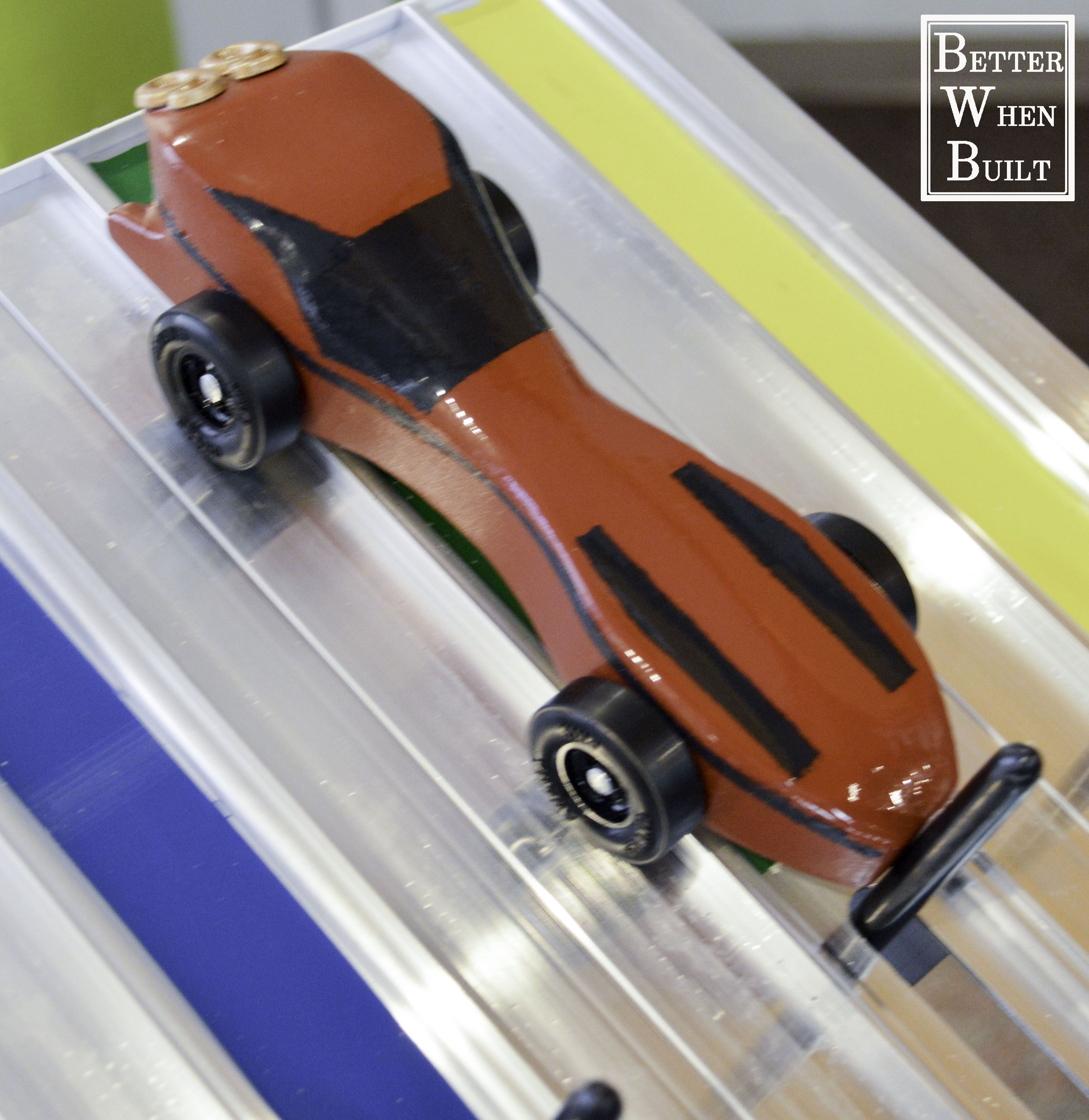 Awana Grand Prix / Pnewood Derby Sports Car | My DIY Projects ...