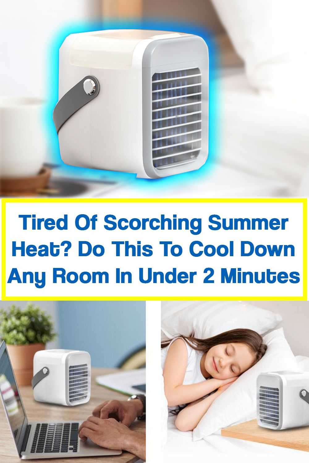 Cool Down Any Room Fast In 2020 Cool Stuff Portable Ac Room