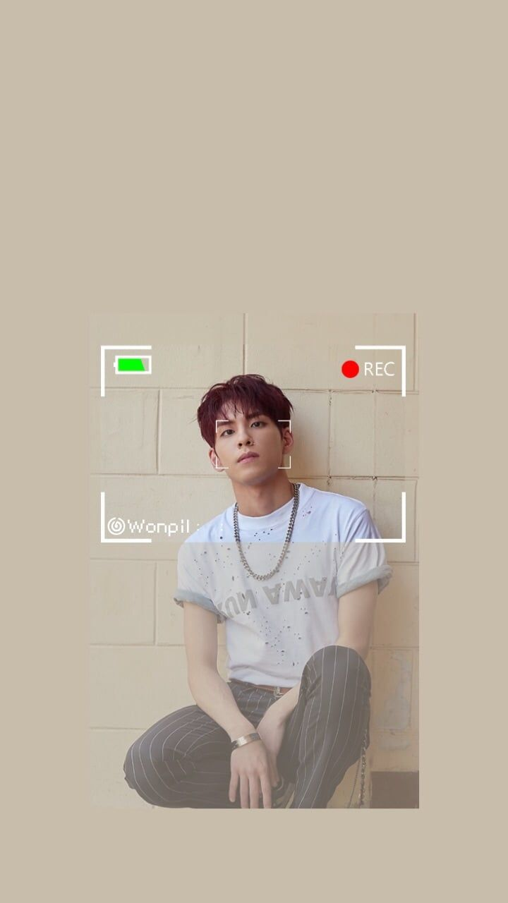 (Day6) Wonpil РюЈ№ИЈ wallpaper/lockscreen (4/5) on We Heart It