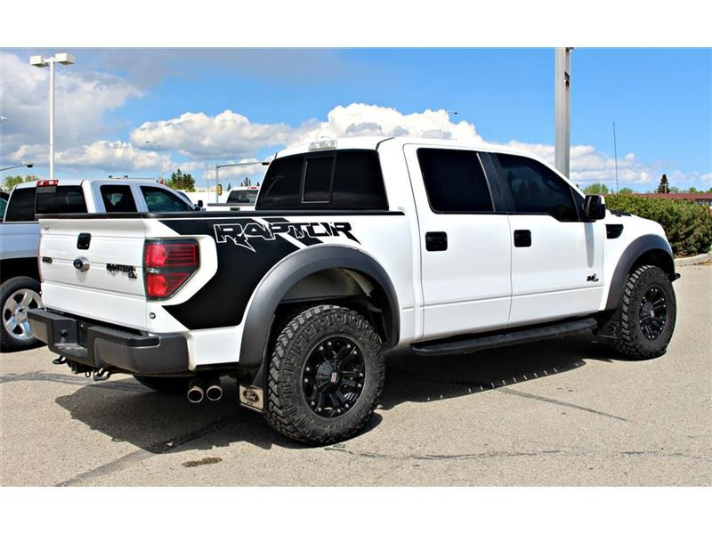 """Truck 2011 Ford F150 SVT Raptor Fully Equipped, 6.2L"