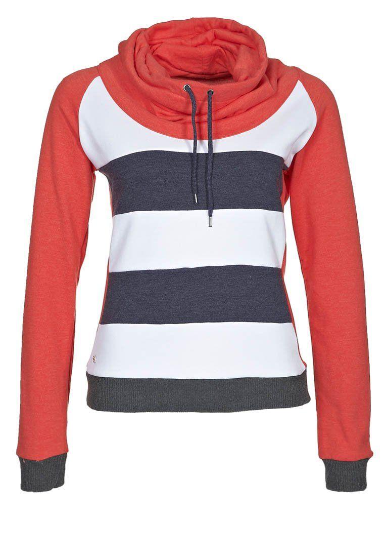 140b2bce715b GIRAFFE - Sweatshirt - red marl