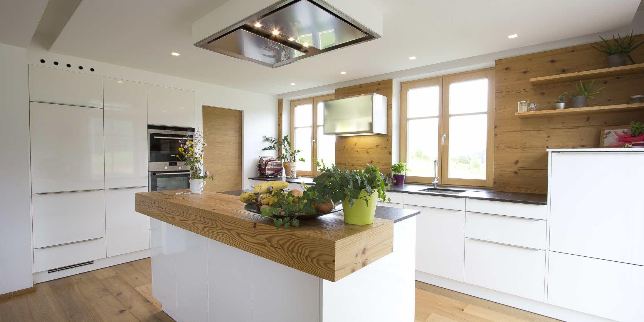 Schön Weiße, Zeitlose Ewe Küche (c) Küchenstudio Laserer